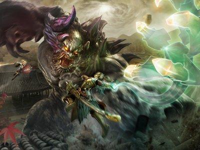 La guerra contra los Oni comenzará el 24 de marzo con el lanzamiento de Toukiden 2 en Europa