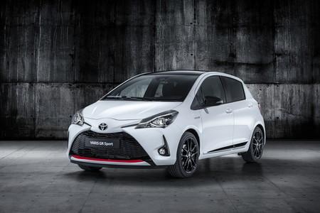 El Toyota Yaris GR Sport recibe modificaciones deportivas auténticas... y motor híbrido de 99 hp