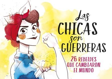 'Las chicas son guerreras' de Irene Cívico y Sergio Parra