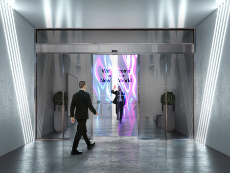 Transparent Oled Automatic Door 03 Scaled