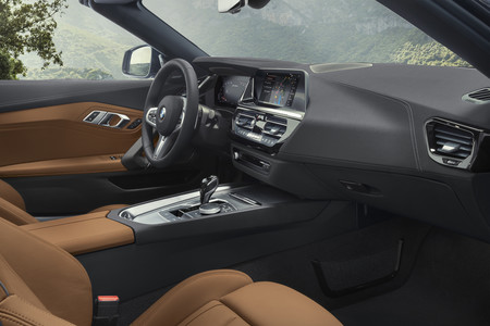 BMW Z4 M40i interior