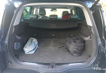 Renault Espace Prueba maletero