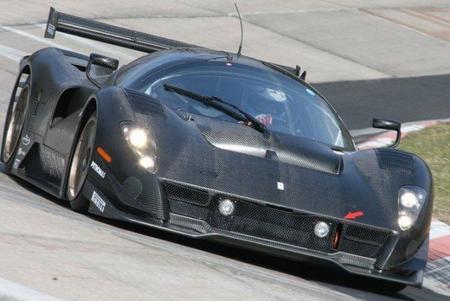 El Ferrari P4/5 Competizione se estrena en Nürburgring