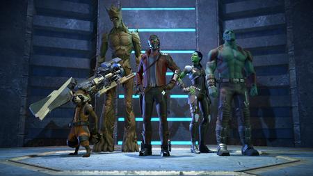 Guardianes de la Galaxia: The Telltale Series, ya a la venta su primer episodio en Google Play