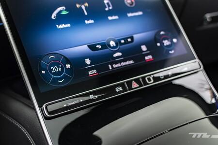 Mercedes Benz S 500 4matic 2021 Prueba 035