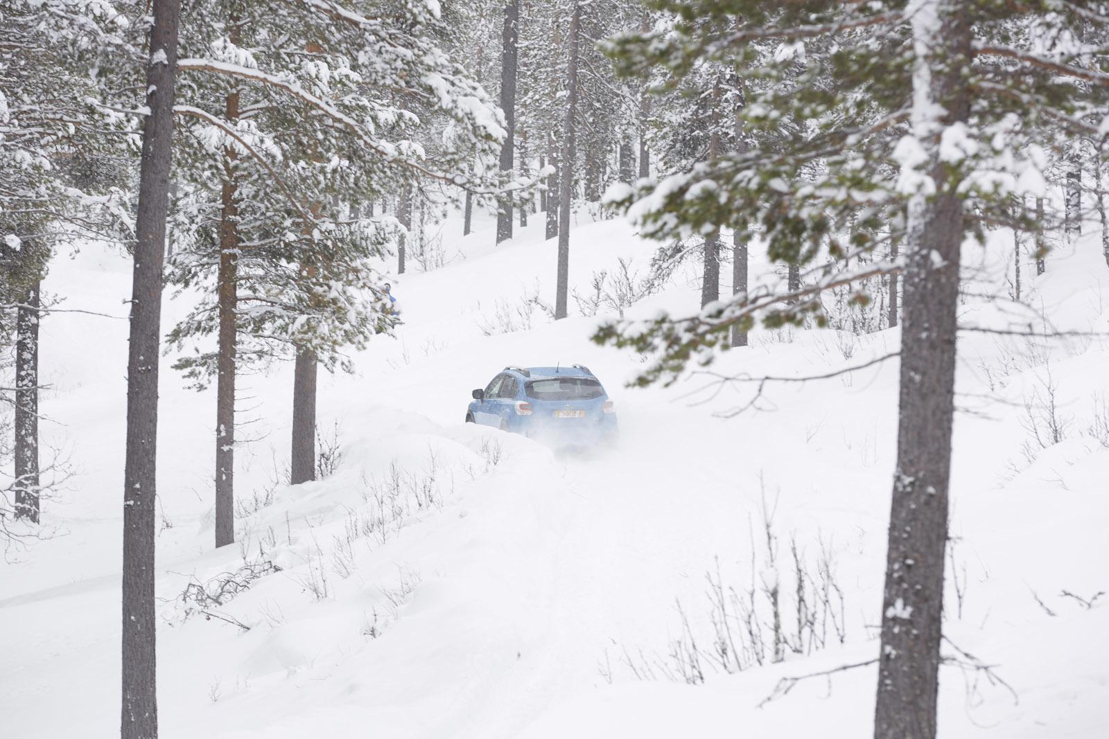 Foto de Subaru Snow Drive 2016 (117/137)