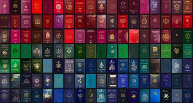 Curiosidades Viajeras El Significado De Los Colores Del Pasaporte