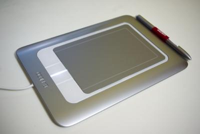 Análisis Bamboo fun, la tableta multitouch de Wacom