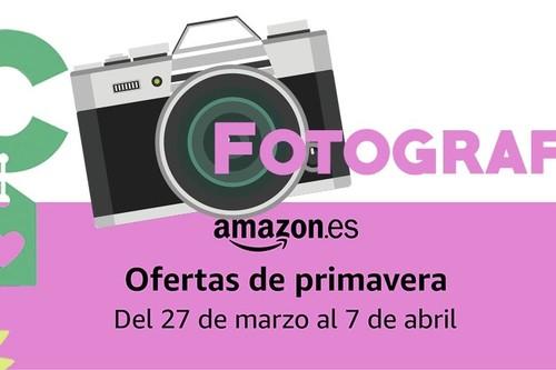 Ofertas de primavera de Amazon: cámaras Nikon, Panasonic y Canon a mejor precio