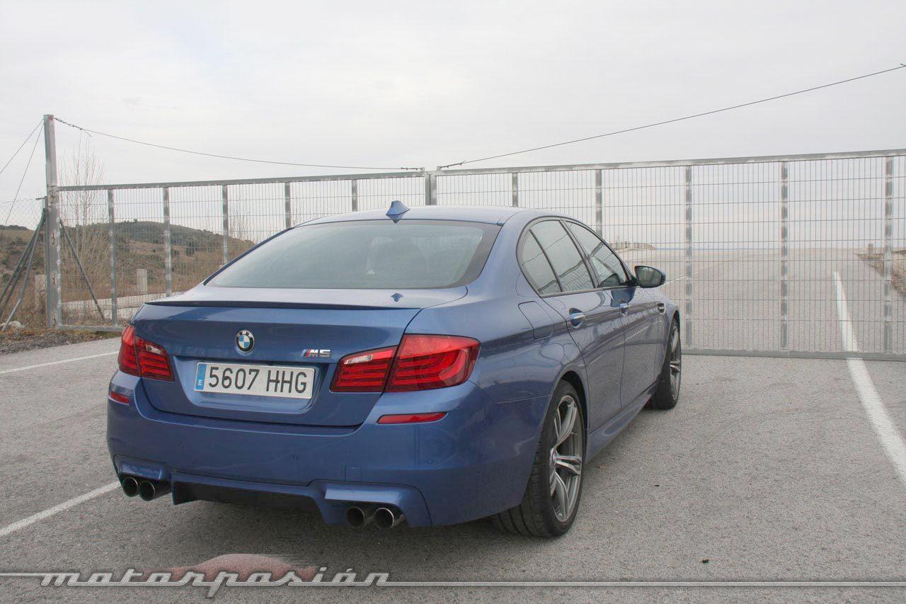 Foto de BMW M5 (Prueba) (84/136)