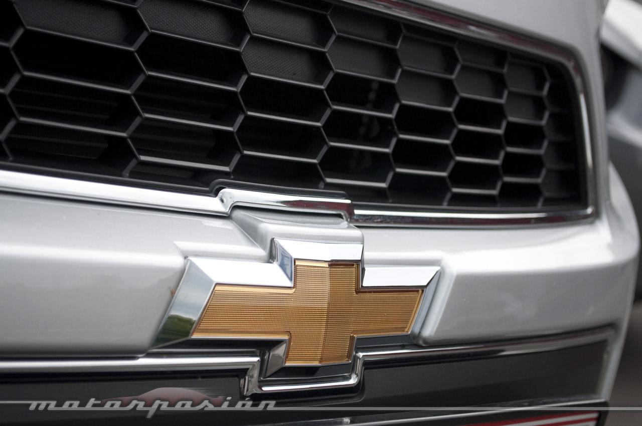 Foto de Chevrolet Aveo (presentación) (22/26)