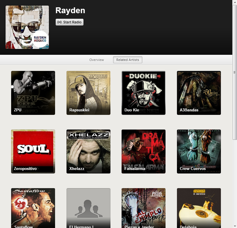 Foto de Spotify Web Player (2/8)