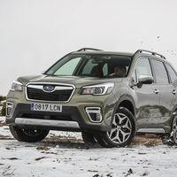 El nuevo Subaru Forester Eco Hybrid ya está disponible en España: el SUV nipón parte de los 32.450 euros