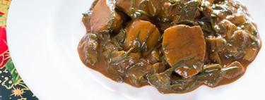 ¿De dónde viene la tradición de comer romeritos en Navidad?