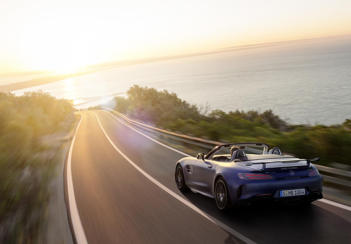 Foto de Mercedes-AMG GT R Roadster (1/29)