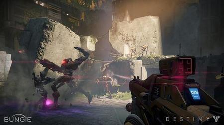 Destiny nos da más detalles e imágenes