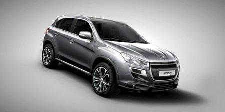 Peugeot 4008 1.6 HDi, versión de acceso compatible con el PIVE