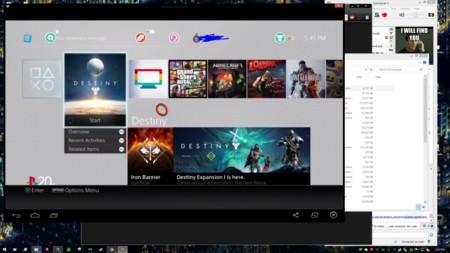 Modder está por lanzar aplicación de uso distancia de PS4 en PC; no se necesita una maquina poderosa para hacerla funcionar
