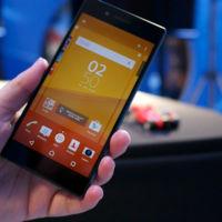 Sony Xperia Z5, la gama alta resistente al agua se renueva