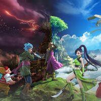 Dragon Quest XI S: Ecos de un Pasado Perdido - Definitive Edition, la mejor edición del brillante JRPG, llega por sorpresa a Stadia