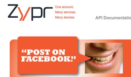 Zypr, un sistema a lo Siri pero con API libre y gratuita