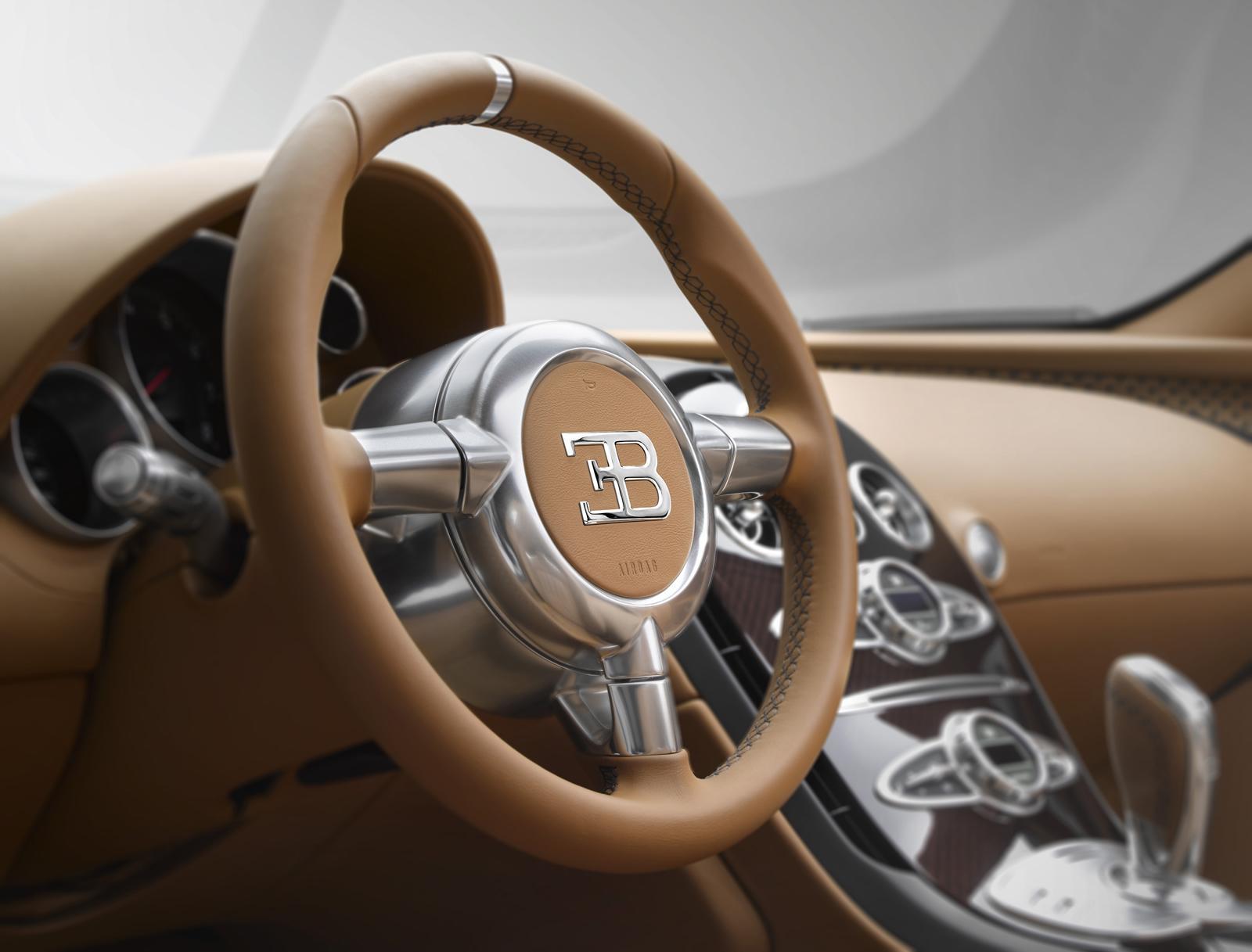 """Foto de Bugatti Veyron """"Rembrandt Bugatti"""" Legend Edition (9/16)"""