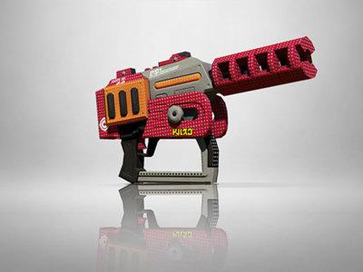 La nueva actualización semanal de Splatoon tendrá para nosotros la Rapid Blaster Pro