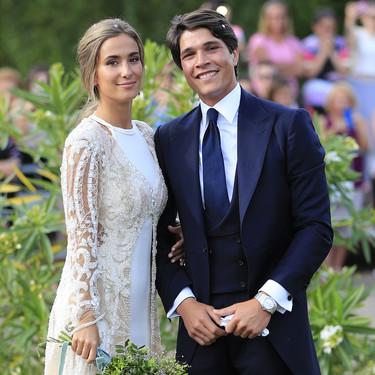 Estos han sido los detalles de la boda de Maria Pombo y Pablo Castellano que la han hecho tan especial para sus invitados