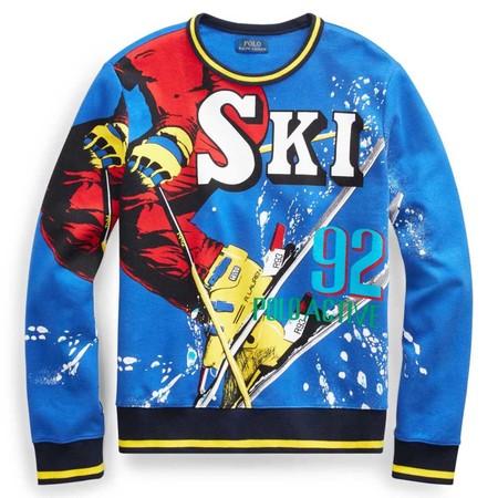 Polo Ralph Lauren Nos Prepara Para El Invierno Con Su Coleccion Down Hill Skier 1