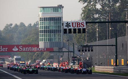 La GP3 presenta el calendario 2013