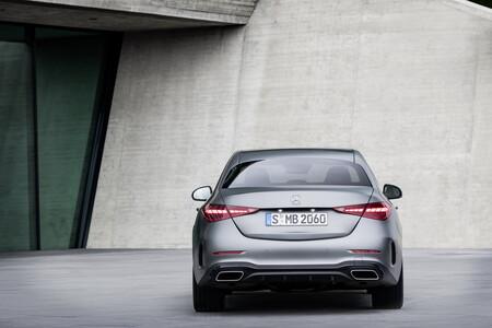 Mercedes Benz Clase C 2022 2