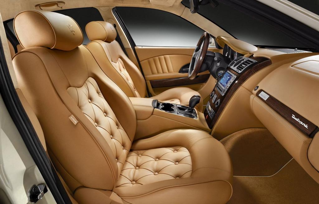 Foto de Maserati Quattroporte Collezione Cento (1/11)