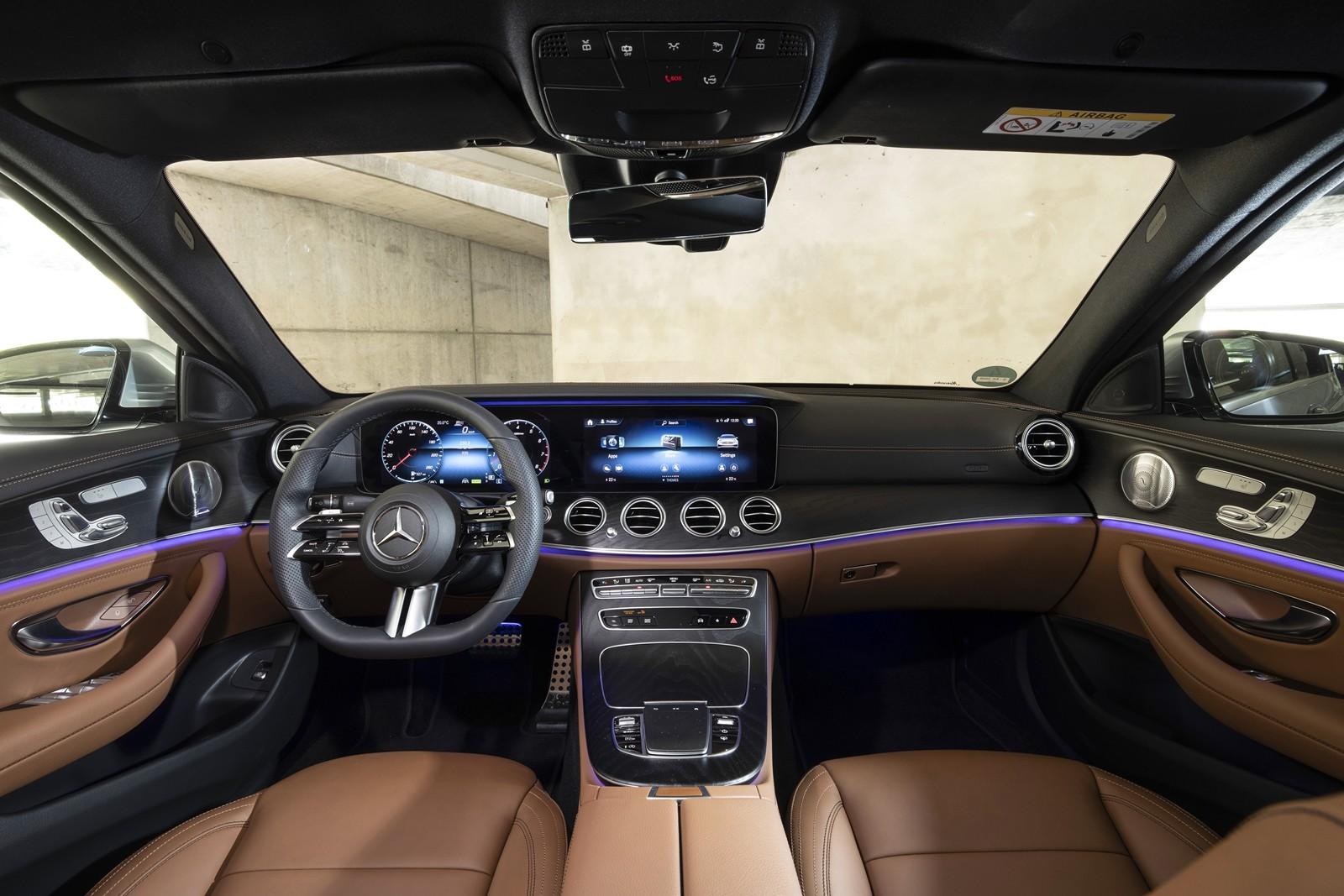 Foto de Mercedes-Benz Clase E 2020, prueba contacto (15/135)