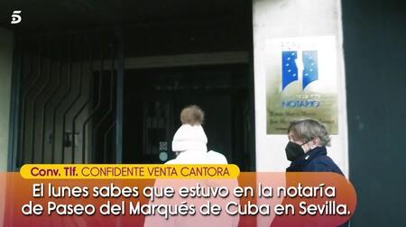 Kiko Rivera Notario