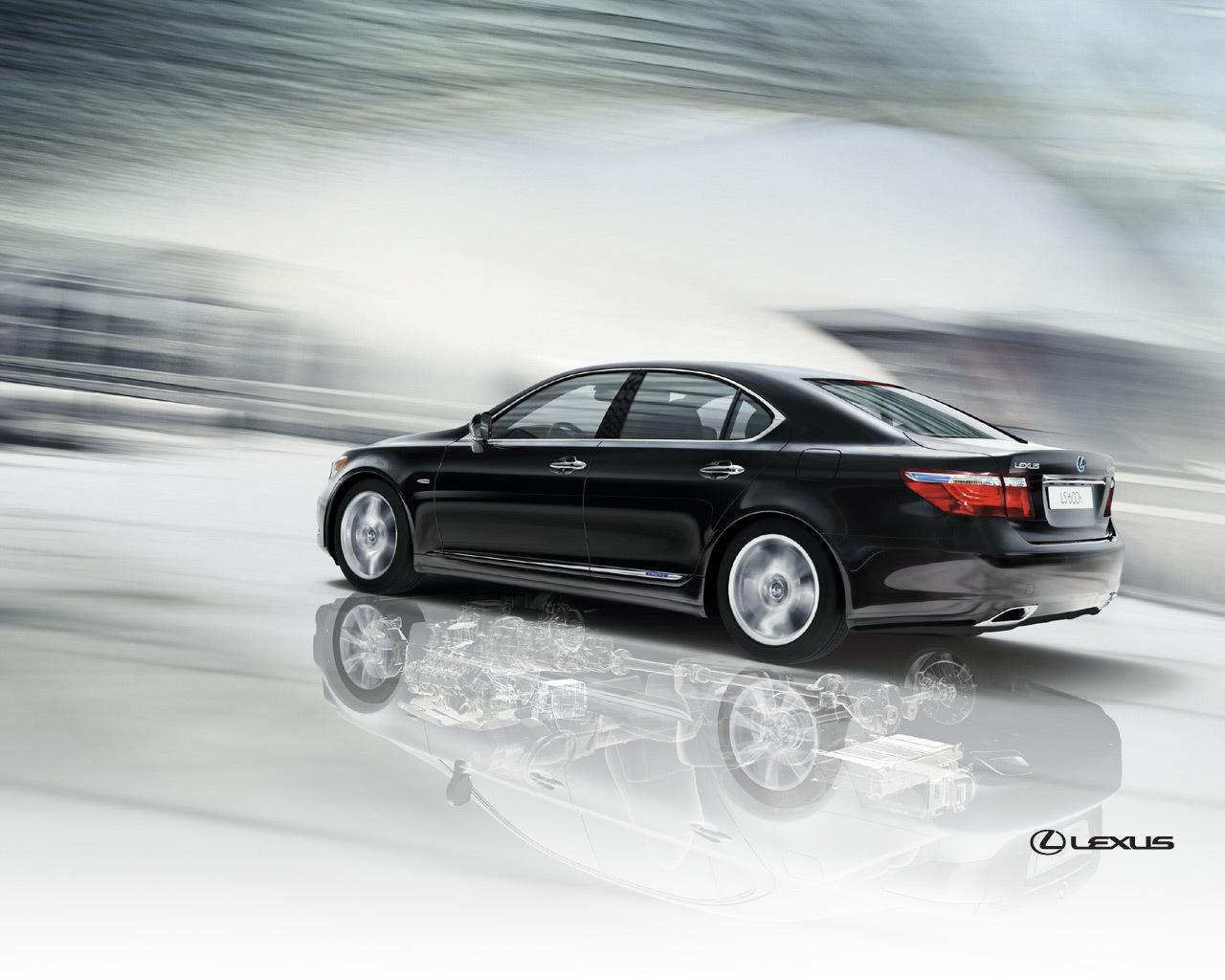 Foto de Lexus LS 600h (1/11)