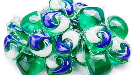 ¿A quién se le ha ocurrido la estúpida idea de comer pastillas de detergente?