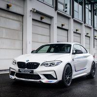 El BMW M2 Competition Heritage Edition es un tributo sublime al BMW 2002 Turbo, pero es sólo para Francia