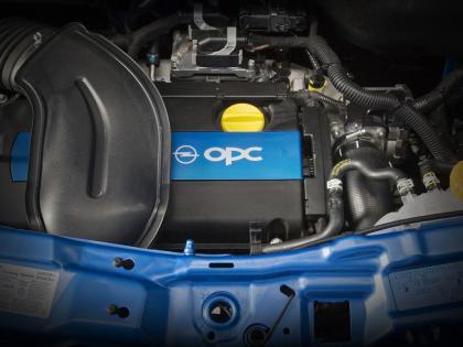 Opel Meriva OPC - Motor