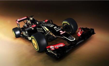 Fórmula 1: Lotus también enseña su nuevo monoplaza
