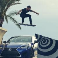 Lexus Hoverboard, el monopatín volador entra en acción