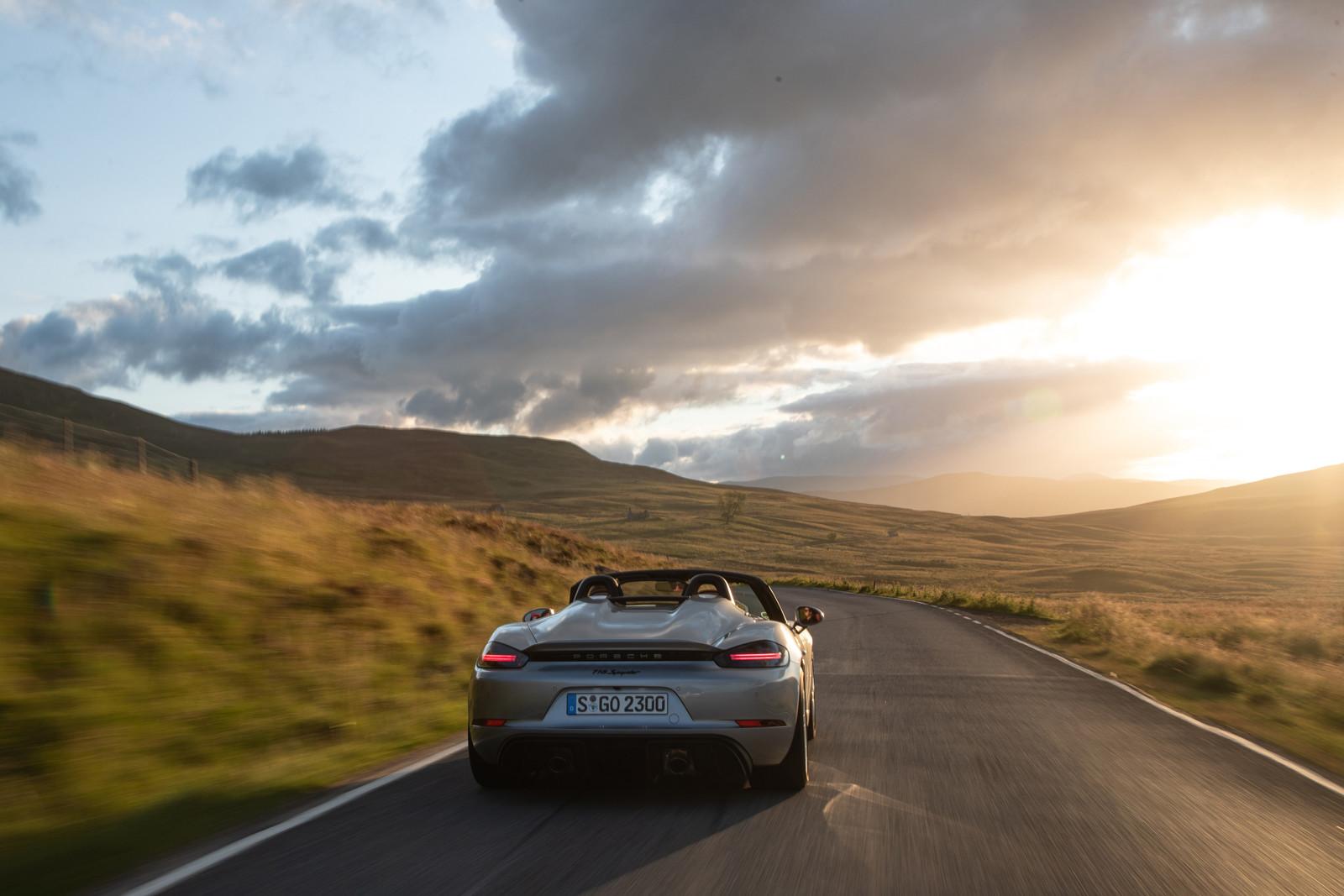 Foto de Porsche 718 Spyder (prueba contacto) (216/296)