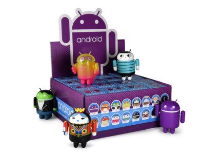 Android Mini Series 06: así son las nuevas figuras Android que ya puedes coleccionar