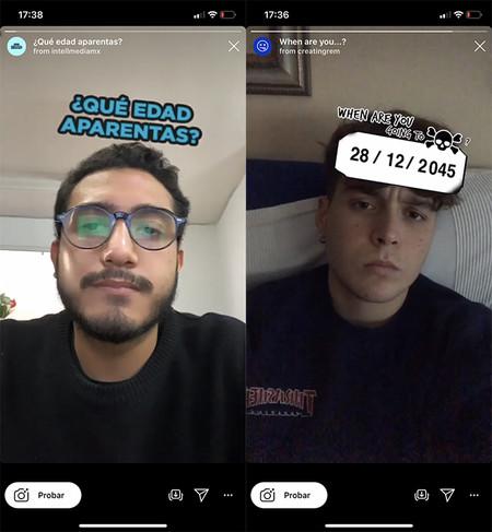Cuando Vas A Morir Y Que Edad Aparentas Filtros De Instagram