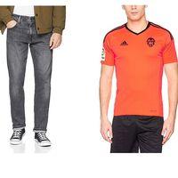 Chollos en tallas sueltas de pantalones, camisetas y jerseys de marcas como Levi's, Adidas o Jack & Jones en Amazon