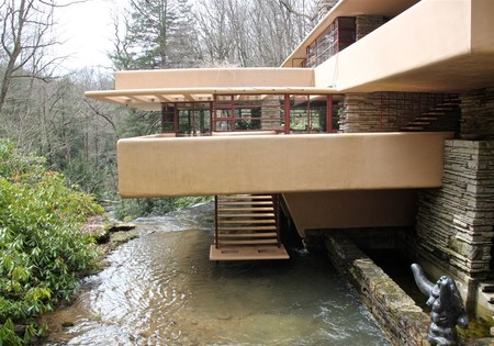 Fallingwater Wright Cantilevered Distinction 1562625562