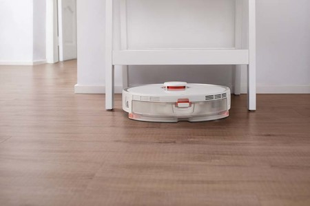 robot limpia barre friega aspira suelo