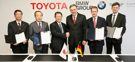 BMW y Toyota desarrollarán una plataforma de deportivo juntos