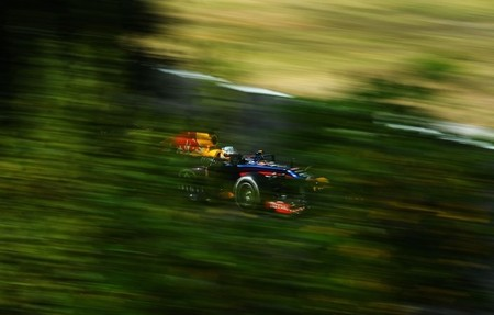 Sebastian Vettel pone la directa