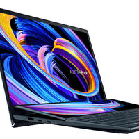 Nuevas ASUS Zenbook Pro Duo 15: doble pantalla, una OLED 4K y otra táctil, y con procesadores Intel y AMD de última generación
