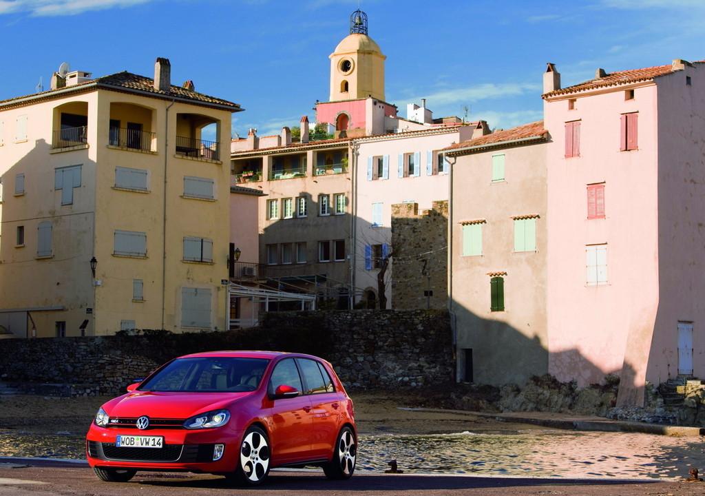 Foto de Volkswagen Golf GTi 2010 (13/38)